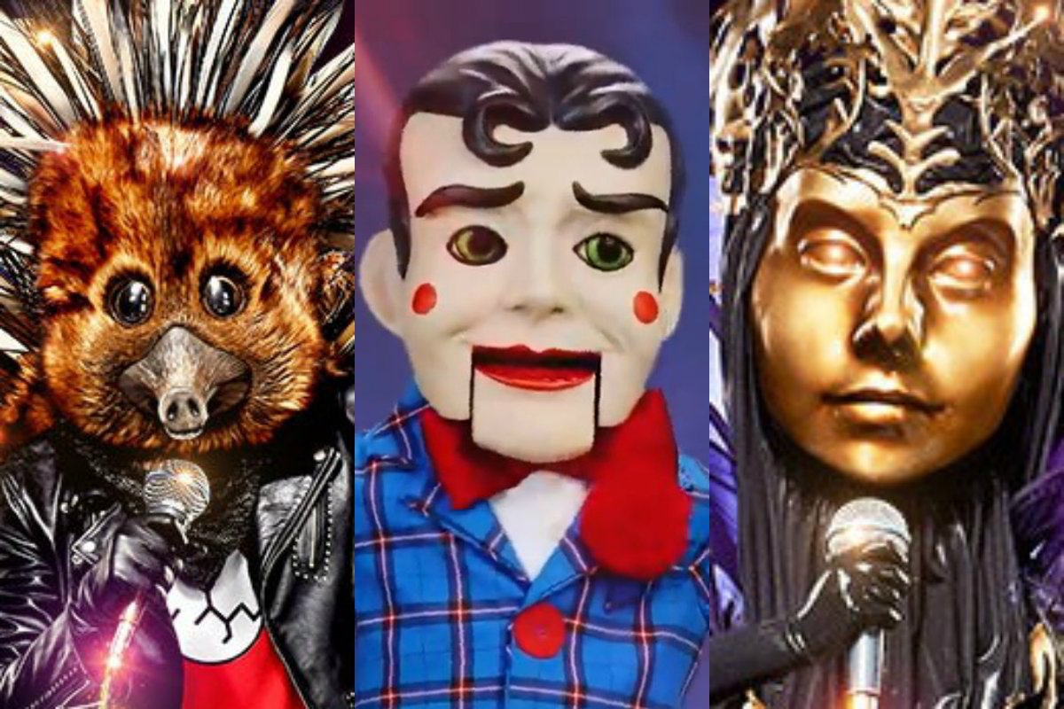 Ranking The Terrifying Masked Singer Australia Costumes