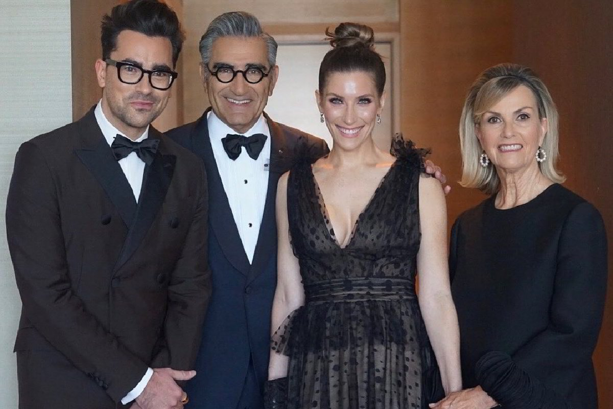 Eugene Levy Family From A Normal Upbringing To The Emmys