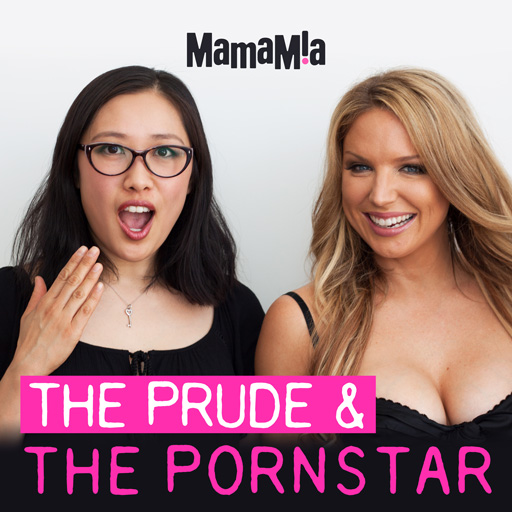 A Prude and a Pornstar walk into a studio.
